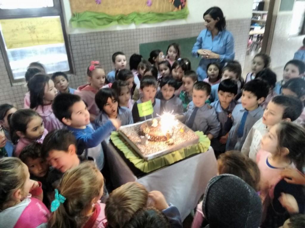 El jard n de infantes n 902 cumpli 54 a os for Leccion jardin infantes 2016