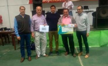 Fiesta del Chorizo Seco en Pirovano: Esteban Sbert fue el ganador de la noche