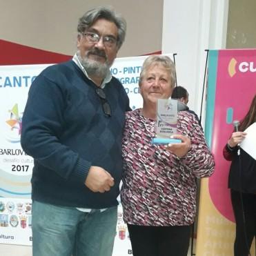 Barlovento 2017: Marta Daguerre obtuvo el primer puesto en Cesteria Ecológica