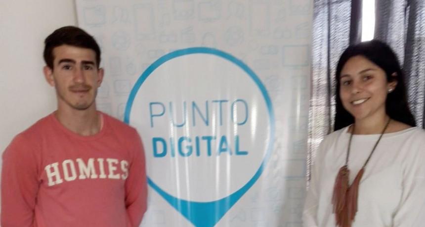 Facundo Astorga: 'Queremos aclarar que acá en el Punto Digital no estamos inscribiendo para el Plan Fines nuevo, acá está en vigencia el plan para quienes deban todas las materias'