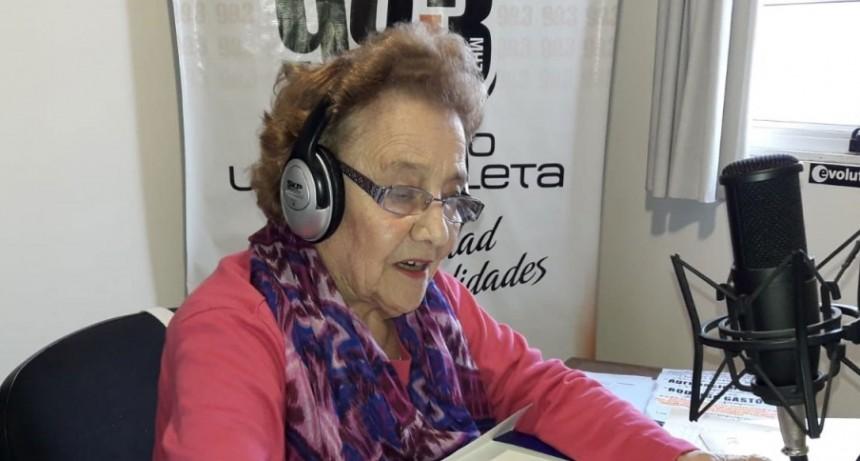 Teresa y su 'De Mujer a Mujer' llegan a Radio Urdampilleta