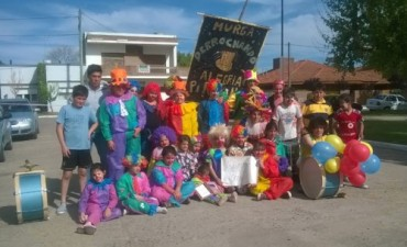 Jornada recreativa compartida