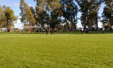 Fútbol Rural Recreativo: Vallimanca lo complicó a Marsiglio y le ganó un partido con dos jugadores menos