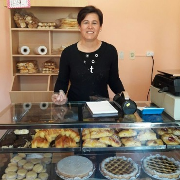 'Panadería Volpi' abrió las puertas de su nueva sucursal en Carlos Pellegrini