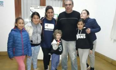 Comenzaron las clases del 'Taller de Folclore para Niños' en la Delegación Municipal