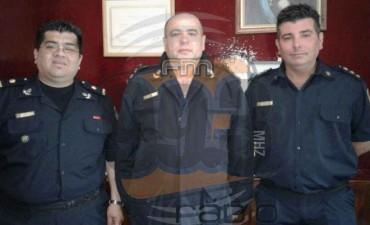 Cambios en la Subcomisaría:  Maximiliano Ibarra se hace cargo en 25 de Mayo y lo reemplaza el Oficial Principal Luciano Reos
