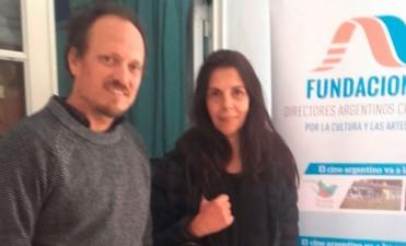 La Asociación DAC proyectó películas en Urdampilleta
