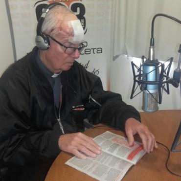 Columna: 'El Evangelio según San Mateos'
