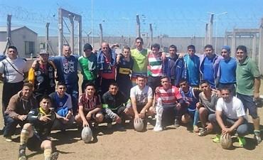 El equipo de rugby de la cárcel de Urdampilleta estará presente en el Seven de Mar del Plata