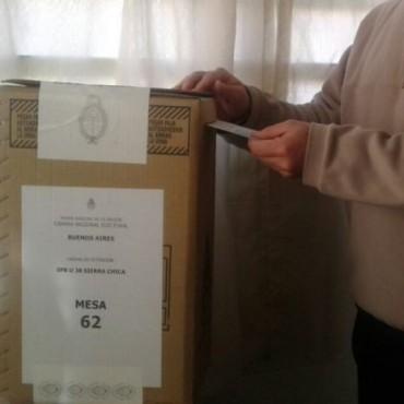 Internos de la Unidad Nº 38 votaron en las legislativas