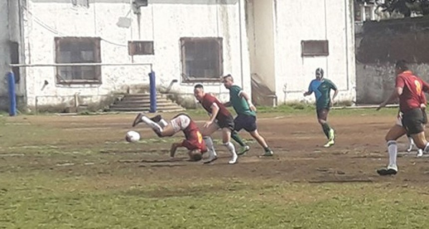 Rugby Intercarcelario: Los 'Pura Sangre' de la Unidad 17 obtuvieron el 2º puesto