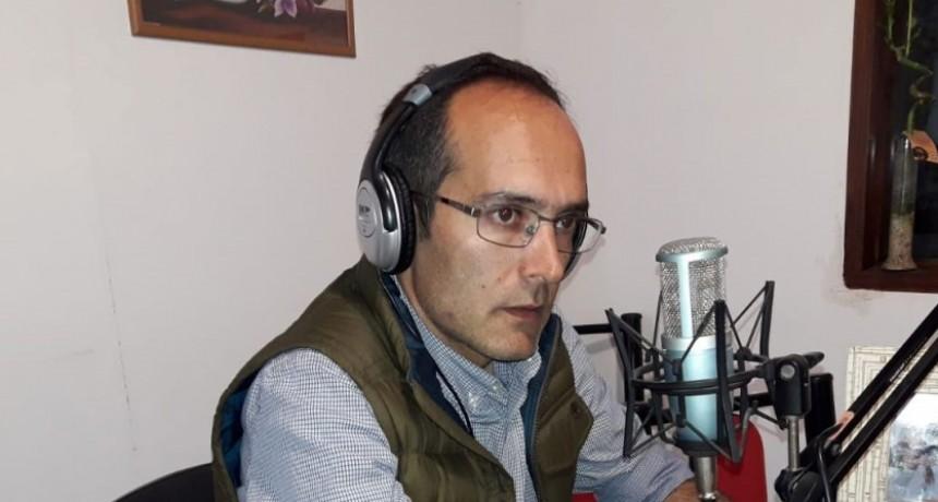 Marcos Pisano: 'Vamos a poner en marcha el Programa de Cuidado Nocturno Salí Seguro orientado a los jóvenes que van a bailar a Bolívar'