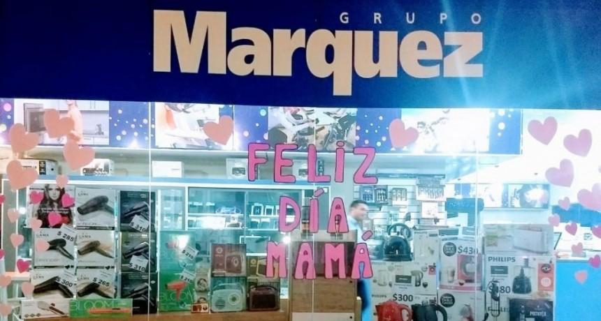 Grupo Márquez tiene lo mejor para regalarle a mama en su día