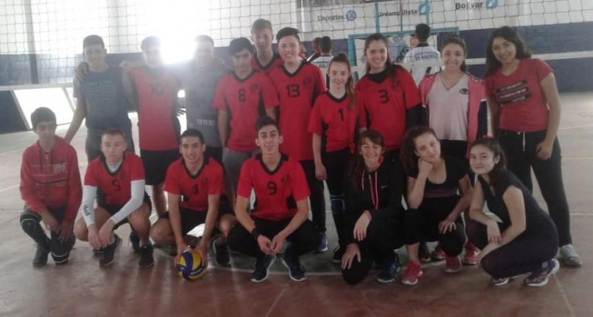 Comenzó la copa Eduardo Gómez de Voley organizada por el CEF