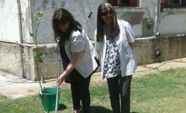 Jornada de Salud Mental en el Hospital 'Juana G. de Miguens'