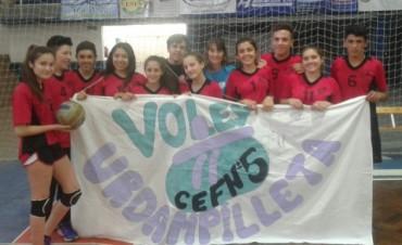 Encuentro Intercef en Olavarría: Dos equipos de Urdampilleta se consagraron campeones