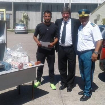 La Unidad 17 recibió una importante donación de mobiliario y materiales didácticos y deportivos