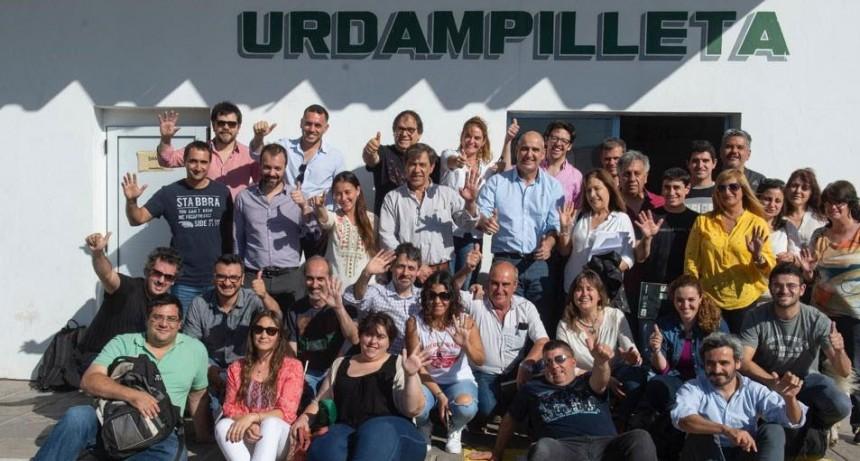 El Periodismo Convergente hizo su escala en el Punto Digital de Urdampilleta