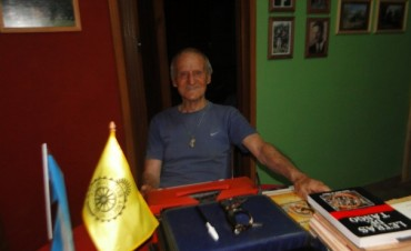 En el Día Internacional del Tango, Aroldo Caldara habló de esta pasión, en 'Radio Urdampilleta'