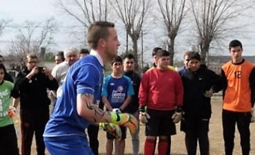 Suspendieron la fecha del torneo de fútbol de la Escuela n°54