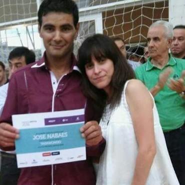 José Nabaes fue ternado para los 'Premios Mística 2016' en la Disciplina de Taekwondo