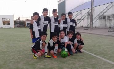 Escuela de Fútbol Centenario de Pirovano participa del Baby Fútbol de Daireaux