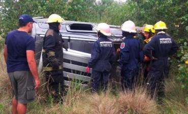 Despiste sin heridos en cercanías a Pirovano