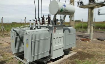 Nueva adquisición en la Cooperativa Eléctrica de Urdampilleta