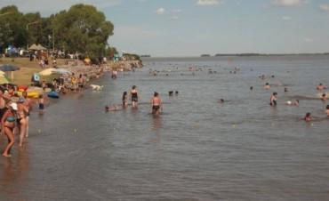 Impresionante fin de semana a puro sol y playa en Cochicó