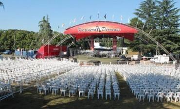 Comienza hoy el festival mas importante de la región: Fortinera Deroense 2015