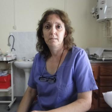Vuelve la doctora María Alejandra Caivano al CAPS