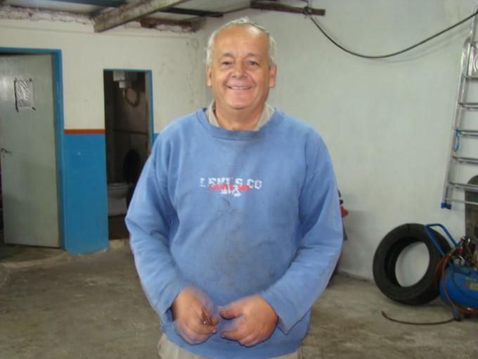 Reynaldo Llamas: 'Nunca bajamos los brazos y hoy logramos la personería jurídica'