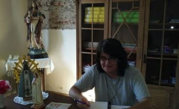 Martes 31: Despedida al padre Miguel Ostertag en la Parroquia 'Cristo Rey'