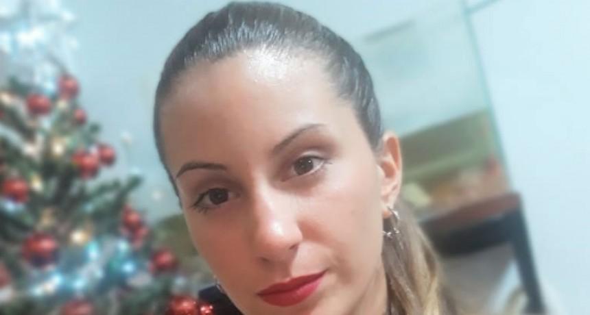 Trasladaron a Olavarría a Sofía Asensio