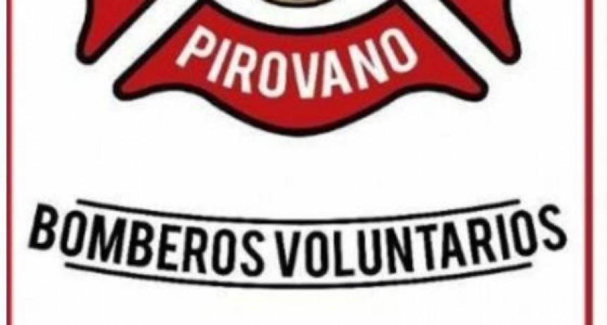 Pirovano: Los Bomberos Voluntarios de la localidad ya se preparan para la 9° edición de Pirovano Canta