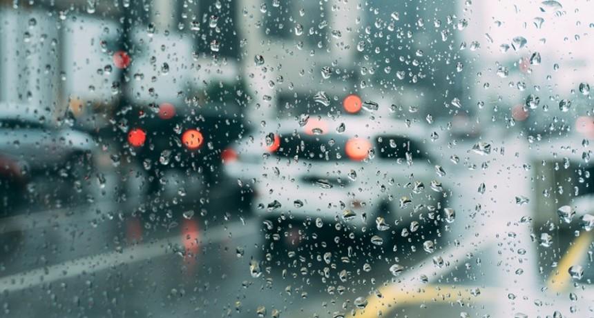 Lluvias caída en la noche de día jueves y esta Madrugada