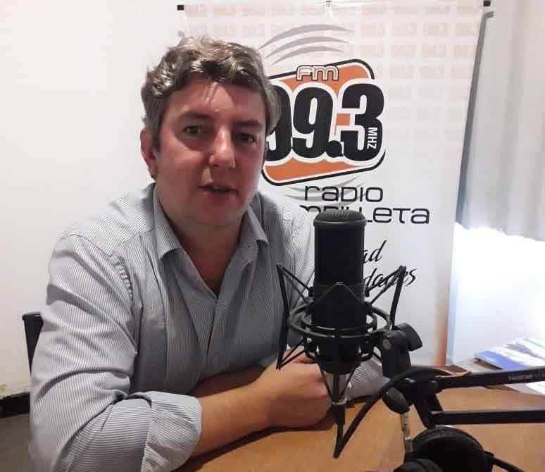Agustín Puleo: 'Mi gestión siempre se centró en estar cerca de los vecinos'