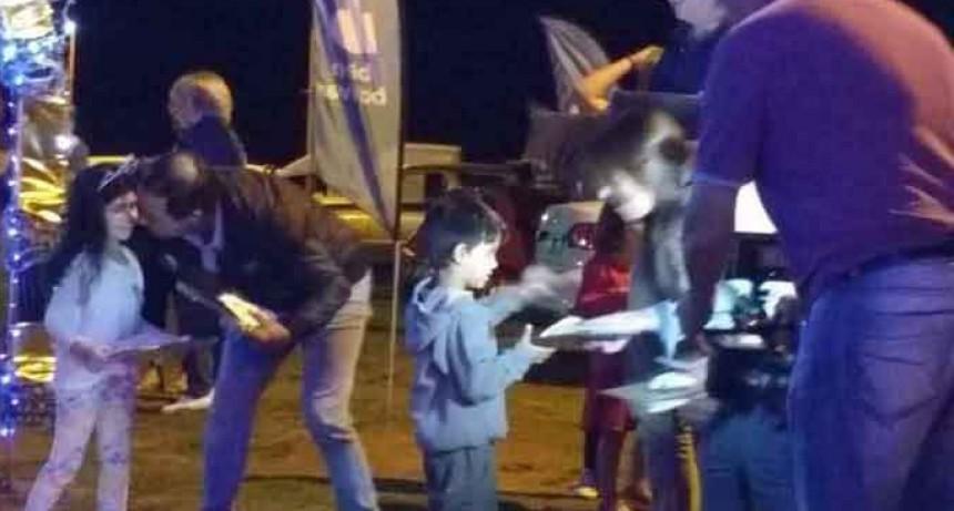 Internos de la UP N.º 17 armaron regalos para que entreguen los Reyes Magos