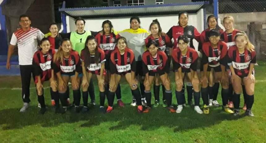 Segunda fecha del Torneo Interno de los Barrios de Fútbol Femenino