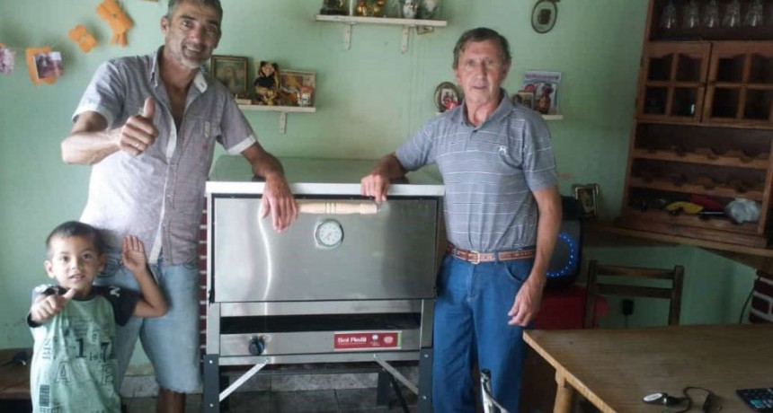 Pizzería Don Lucio de Jorge Ruggeri continúa creciendo para ofrecer un mejor servicio
