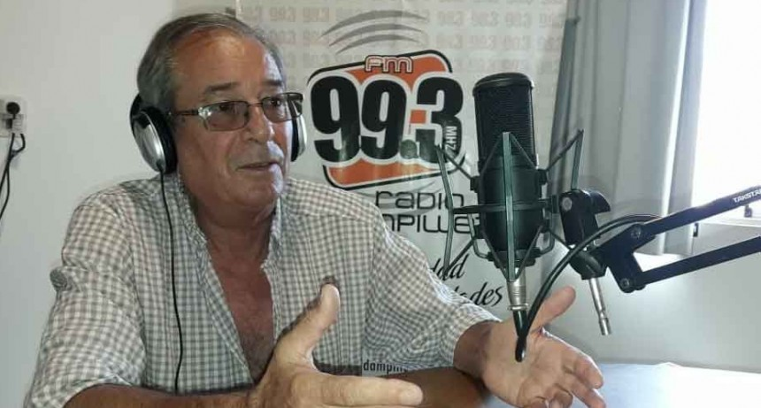 Andrés Elizondo; Toda una vida dedicada al campo
