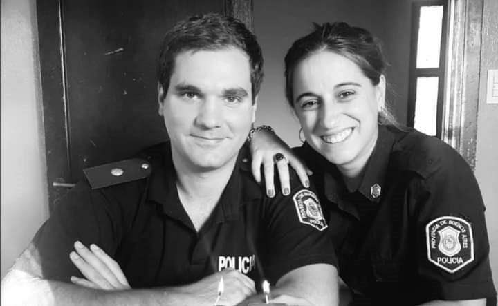 """Johana Diez Bazán: """"En las familias de ambos hay pacientes de riesgo y tuvimos miedo por ellos, pero afortunadamente están bien"""""""
