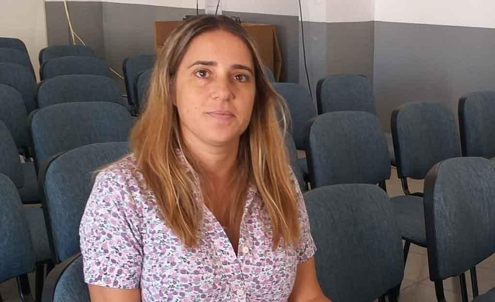 """Lorena Carona: """"Queremos hacer una huerta comunitaria y que aquellos que necesiten trabajar puedan tener su propia PYME"""""""