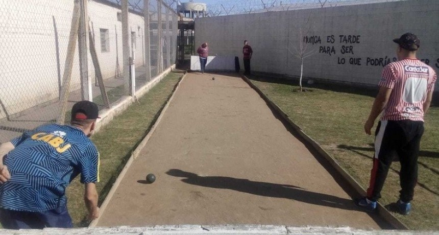 Actividades deportivas para adultos mayores en la Unidad 38