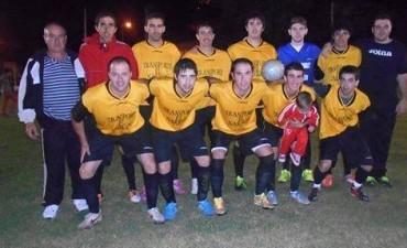 Torneo Fútbol Nocturno: Transporte el 'Narigón' está en semifinales