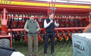 Daireaux: Robaron maquinarias agrícolas, aunque ya habrían aparecido