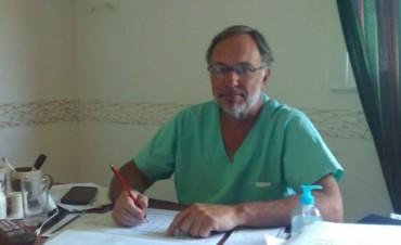 José María Maluendez: El Director del Hospital 'Juan G. de Míguens', anunció la incorporación de nuevos profesionales