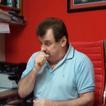 Mario Arano: 'Lo importante es formar una buena persona, y si es buen boxeador mucho mejor'