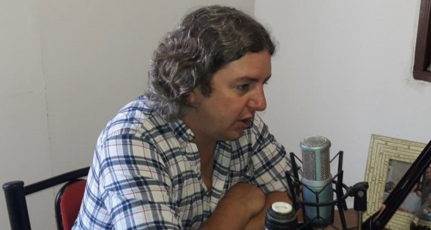 Agustín Puleo Zubillaga: 'Apelo a que los vecinos entiendan que estas cosas no se pueden tener en la localidad'