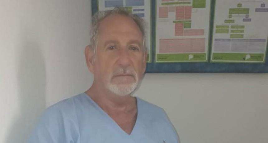 Palabra de Horacio Brosky, médico que atendió a los accidentados en Ruta 65